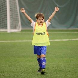 В ОГАУ «СШ «Сахалин» протестируют будущих звезд футбола