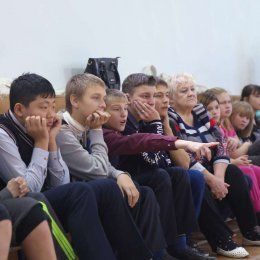 Мастер-класс по воркауту прошел для детей с ограниченными возможностями здоровья