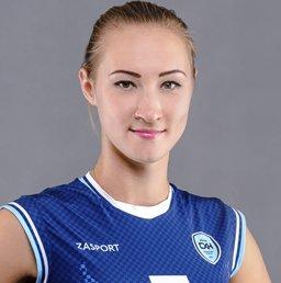 Екатерина Синицына обновила личный рекорд результативности