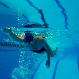 Участники районной Спартакиады в Ногликах состязались в плавании