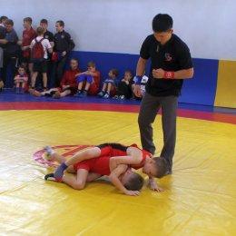 Борцы из четырех населенных пунктов приняли участие в открытом турнире в пгт. Ноглики