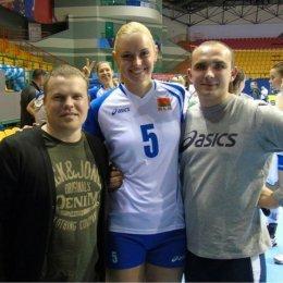 Володько, Григорьева, Литовченко и Новик – в числе самых результативных игроков 13 тура