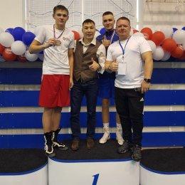 Островные боксеры завоевали золото и серебро международного турнира