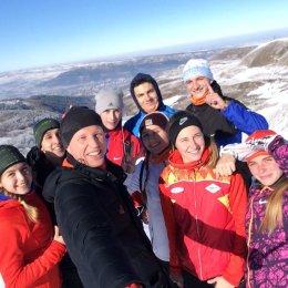 Островные легкоатлеты отправились на УТС в Кисловодск