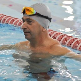 Участники Спартакиады пенсионеров определили самых быстрых в плавании