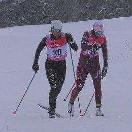 Сахалинские лыжницы заняли пятое место на этапе Кубка России