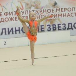Участницами соревнований по художественной гимнастике «Сахалинские звездочки» стали свыше 200 спортсменок