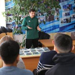 Специалисты РФС проводят семинар для островных футбольных судей