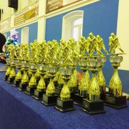 Дмитрий Домарад занял второе место на турнире в Магадане