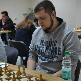Победителем Рождественского блиц-турнира стал Роман Янченко