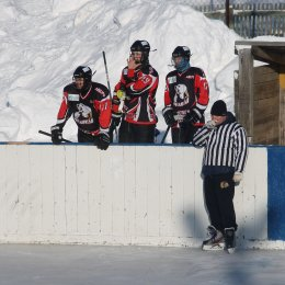 «Медведи» выиграли традиционный хоккейный турнир в Ногликах