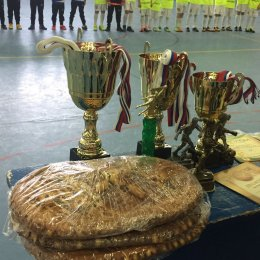 Юные футболисты ОГАУ «ФК «Сахалин» заняли третье место на дальневосточном турнире в Артеме