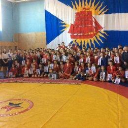 Островные самбисты завоевали шесть медалей на турнире городов Дальнего Востока