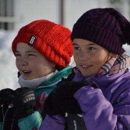 В островной столице продолжается реализация проекта «Лыжи в школу»