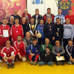 Ветераны Холмска стали победителями футбольного «Кубка В.П. Боровикова»