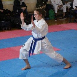 Более 200 каратистов приняли участие в «Кубке Победы» в Холмске
