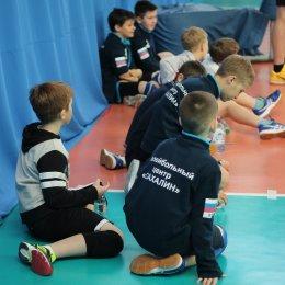 В островной столице начался юношеский волейбольный турнир