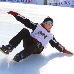 Более 100 сахалинцев стали участниками всероссийских соревнований «Лед надежды нашей»