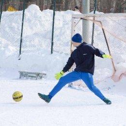 «Зимний мяч» летит в ворота