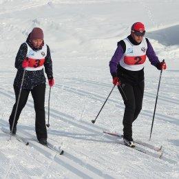 Команда минлесхоза выиграла состязания по лыжным гонкам в рамках Спартакиады ОИВ