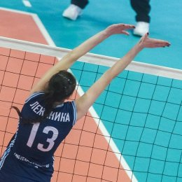 Елена Лежанина – в числе самых результативных игроков четвертьфинала