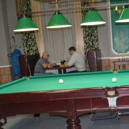 Михаил Засухин стал победителем турнира по двоеборью из шахмат и бильярда