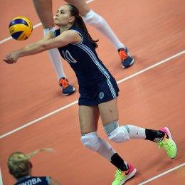 Елена Новик – в «Dream Team» четвертьфинала!