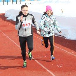 В Южно-Сахалинске прошло открытое первенство СШ ЛВС по легкой атлетике