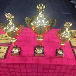 Островитяне завоевали четыре медали первенства ДФО
