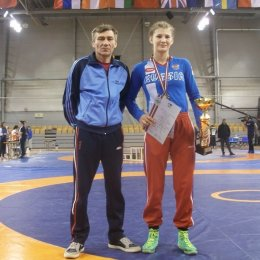 Анастасия Парохина заняла второе место на международном турнире