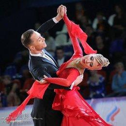 Евгений Мошенин и Дана Спицына завоевали золотую и бронзовую медали на крупнейших танцевальных турнирах