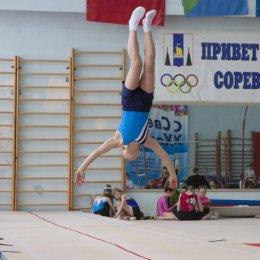 В Южно-Сахалинске прошло открытое первенство города по прыжкам на акробатической дорожке