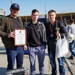 Сахалинец Эдуард Ланцов занял третье место на международных соревнованиях в Минске