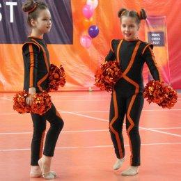 В ВЦ «Сахалин» прошел региональный фестиваль черлидинга