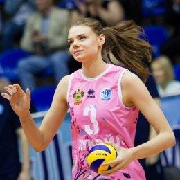 Уроженка Новоалександровска будет выступать за «Динамо» (Москва)