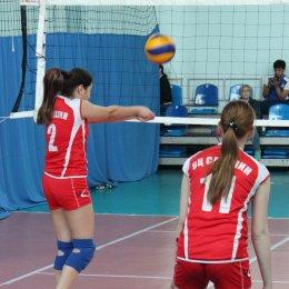 «Варяг» и «Ракета» из Южно-Сахалинска стали победителями детского турнира по волейболу