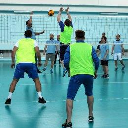 Команда ВЦ «Сахалин» выиграла турнир по волейболу в рамках Спартакиады минспорта