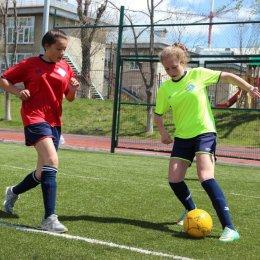 В Южно-Сахалинске пройдет областной этап «Кожаного мяча» среди девочек двух возрастных групп