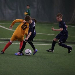 Футбольный турнир детских команд начался со сверхрезультативных разгромов