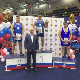 Сахалинские борцы успешно выступили на Всероссийском турнире в Хабаровске