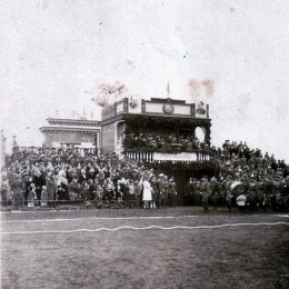 Фотогалерея: спорт в Северо-Курильске в конце 1940-х годов