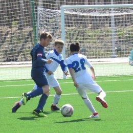 «Сахалинец» стал победителем городского этапа «Кожаного мяча»