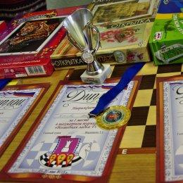 Победителями «Турнира новичков» в рамках V шахматного фестиваля «Волшебная ладья» стали Даниил Горбунов и Анна Носова