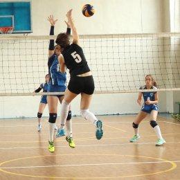«Эйс» прервал четырехлетнюю гегемонию волейболистов Корсакова
