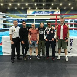 Сахалинские боксёры завоевали три медали чемпионата ДФО