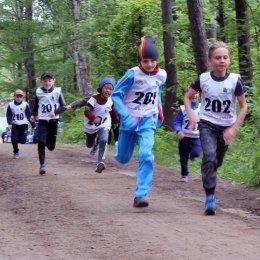 Лыжники пробежали кросс, посвященный Дню России