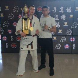 Островитяне завоевали две медали на соревнованиях в Китае