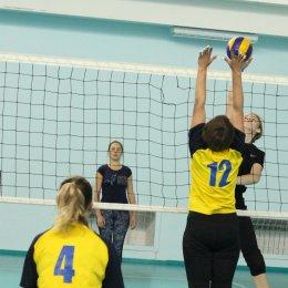 Волейболисты из Долинского района стали победителями турнира в рамках сельских игр