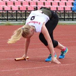 Сегодня в Южно-Сахалинске прошла легкоатлетическая эстафета «Я выбираю бег» в рамках акции «Спорт Сахалина и Курил против наркотиков»