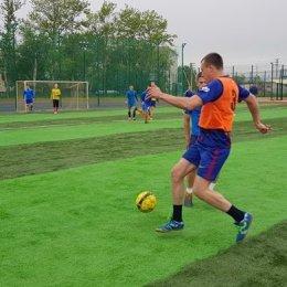Пять команд приняли участие в турнире «Анивский мундиаль»
